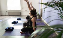 Jamala yoga studio indruk